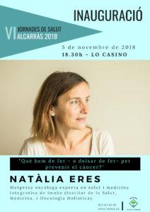 VI JORNADES DE SALUT D'ALCARRÀS 2018