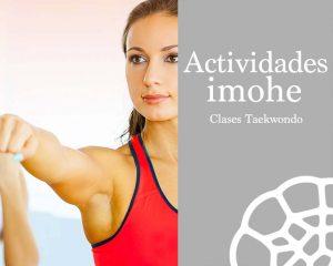 Energía asertiva en acción: Taekwondo para mujeres